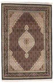 Tabriz Royal Tæppe 140X205 Ægte Orientalsk Håndknyttet ( Indien)