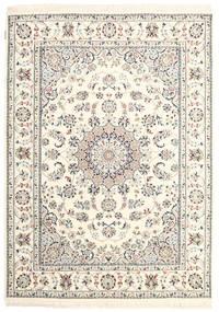 Nain Indisk Tæppe 154X213 Ægte Orientalsk Håndknyttet ( Indien)