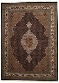 Tabriz Royal Tæppe 301X415 Ægte Orientalsk Håndknyttet Stort ( Indien)
