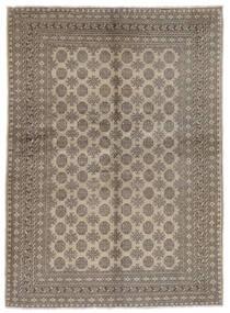 Afghan Tæppe 165X228 Ægte Orientalsk Håndknyttet Mørkebrun/Brun (Uld, Afghanistan)
