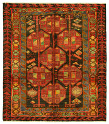 Lori Tæppe 172X195 Ægte Orientalsk Håndknyttet (Uld, Persien/Iran)