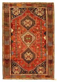 Ghashghai Tæppe 182X270 Ægte Orientalsk Håndknyttet (Uld, Persien/Iran)