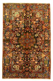 Nahavand Tæppe 153X248 Ægte Orientalsk Håndknyttet (Uld, Persien/Iran)