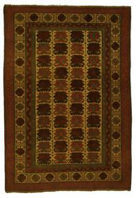 Golbarjasta Kelim Tæppe 180X262 Ægte Orientalsk Håndvævet (Uld, Afghanistan)