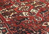 Persisk nomade / landsbytæppe