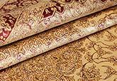 Silketæpper